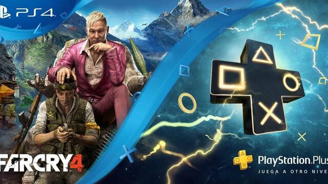 Far Cry 4 de regalo con la suscripción anual de PlayStation Plus