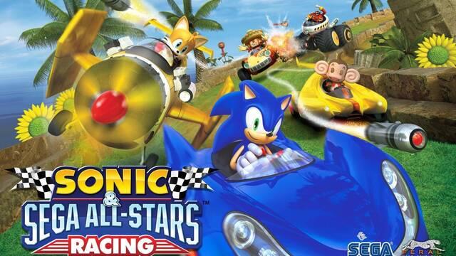 Nuevos rumores sobre una secuela de Sonic All-Stars Racing
