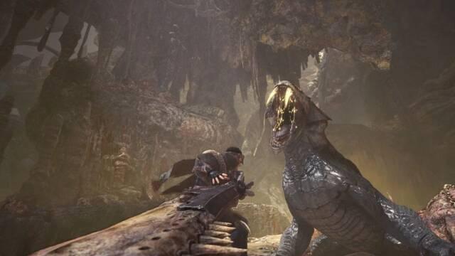 Gran Girros en Monster Hunter World: cómo cazarlo y recompensas
