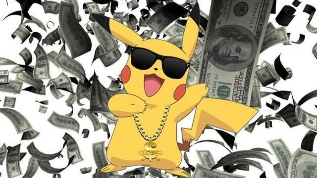 Pokémon GO facturó más de 890 millones de dólares en 2017