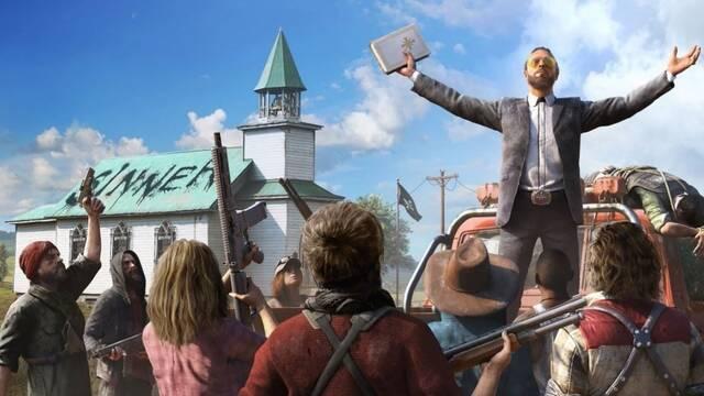 'La misión de conseguir testículos de Far Cry 5 aporta variedad al juego'