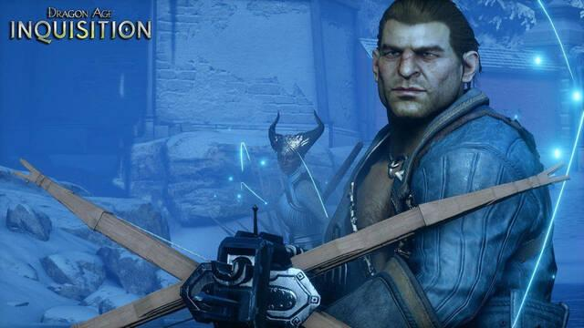 Varric de Dragon Age tendrá publicada su novela 'Hard in Hightown'
