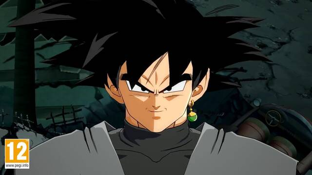 Goku Black de Dragon Ball FighterZ se presenta en vídeo