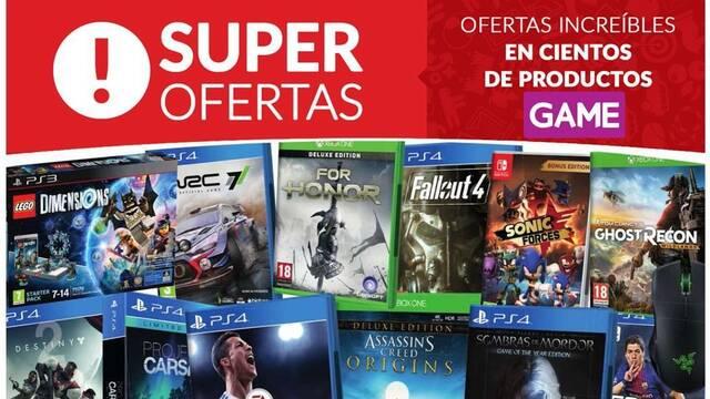 GAME anuncia el comienzo de su nueva campaña 'Super Ofertas'