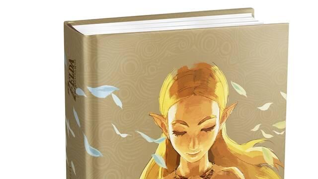La guía extendida de Zelda: Breath of the Wild llega el 14 de febrero