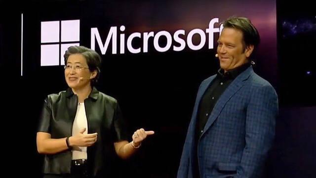 Microsoft confirma la colaboración con AMD en sus 'futuras plataformas'