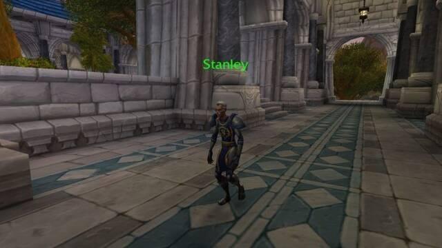 Blizzard homenajea a Stan Lee en World of Warcraft