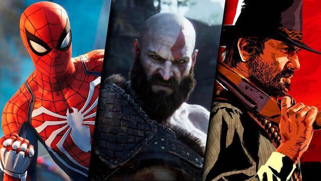 God of War lidera las nominaciones en los D.I.C.E Awards