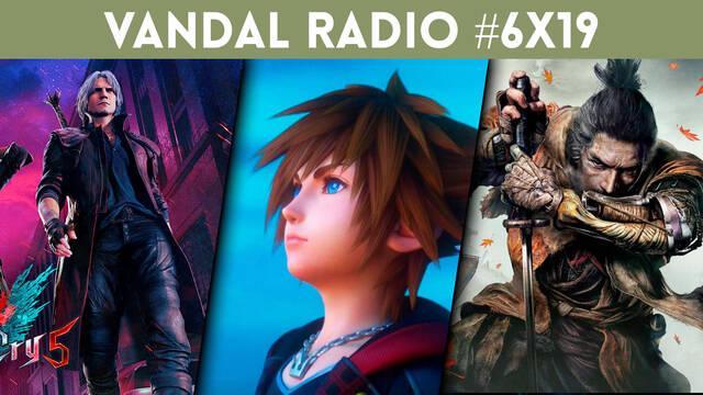 Vandal Radio 6x19 - Los juegos más esperados de 2019 y New Super Mario Bros