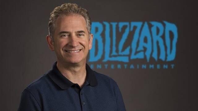 Mike Morhaime abandonará Blizzard Activision en abril