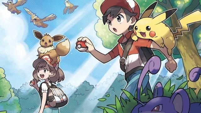 Ruta 21 en Pokémon Let's Go - Pokémon y secretos