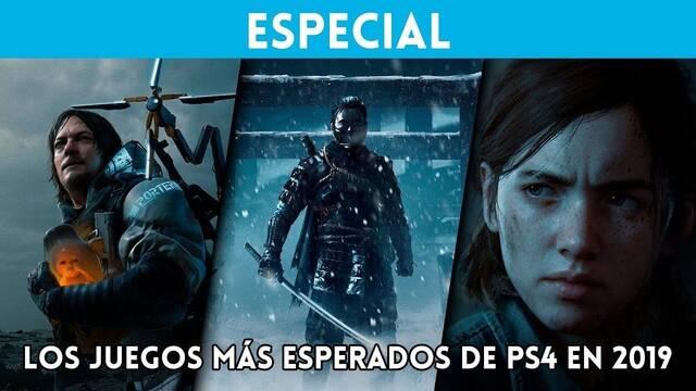 Los Juegos Exclusivos Mas Esperados De Ps4 En 2019 Meristation