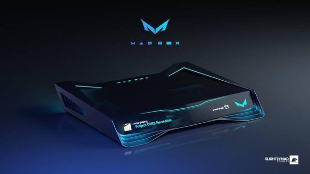 La Mad Box ya tiene diseño oficial definitivo