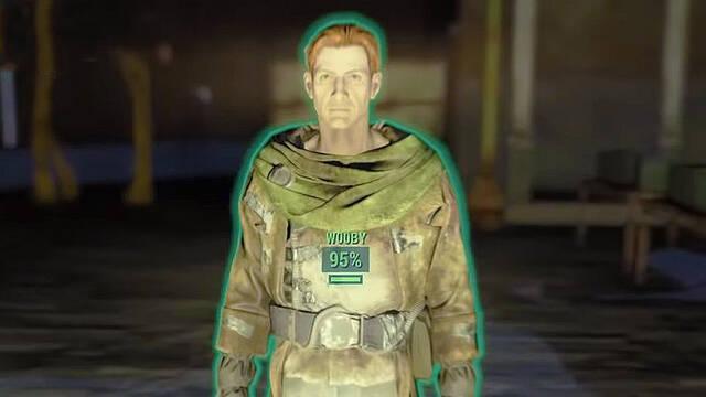 Los jugadores de Fallout 76 descubren un NPC humano y objetos no publicados