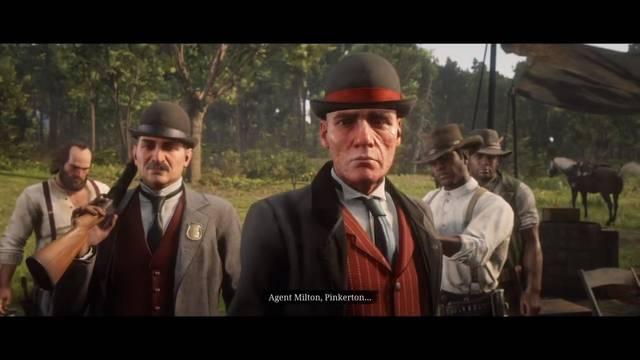 La Agencia Pinkerton demanda a Rockstar por aparecer en Red Dead Redemption 2