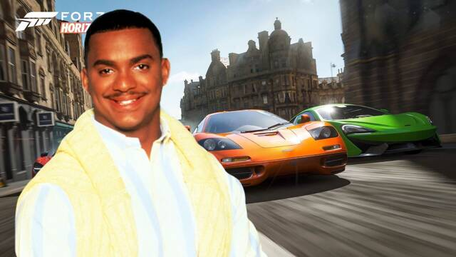 Forza Horizon 4 quita los bailes Floss y Carlton en su última actualización