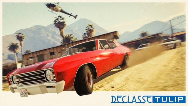 GTA Online: Llegan nuevos descuentos, vehículos y bonificaciones