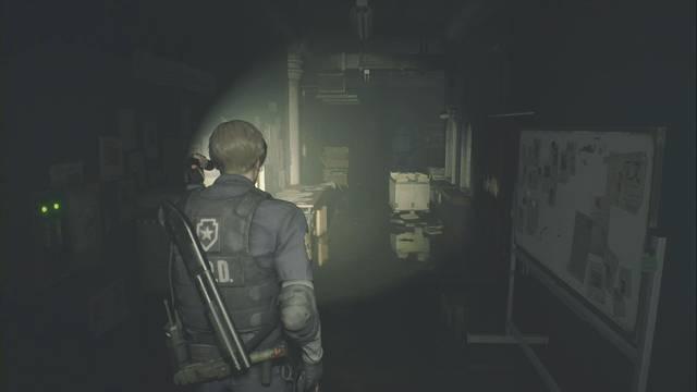 Resident Evil 2 Remake: Todos los objetos clave de la comisaría - LOCALIZACIÓN
