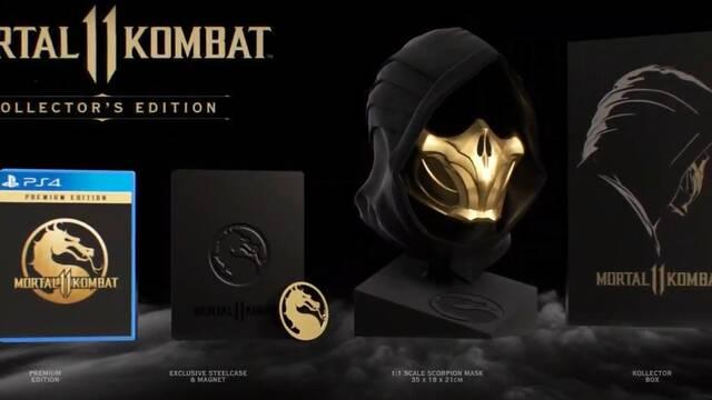 Así es la edición coleccionista de Mortal Kombat 11; anunciada su beta