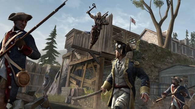 Fechan Assassin's Creed III Remastered para el 29 de marzo