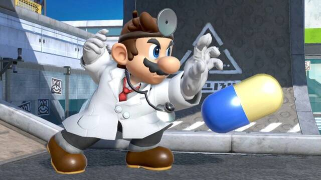 Mario tiene hasta siete empleos distintos según Nintendo