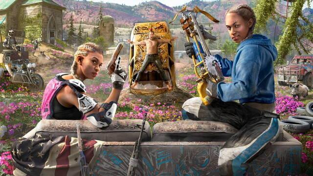 Far Cry: New Dawn: 'Estaréis encantados de odiar a las villanas del juego'