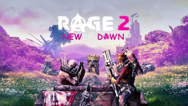 Rage 2 mostrará su jugabilidad la semana que viene
