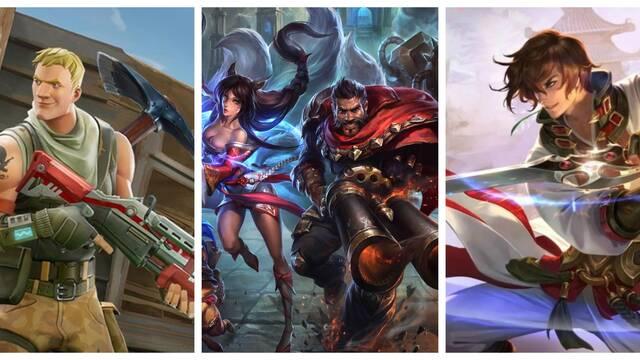 Estos fueron los juegos digitales que más ingresaron en diciembre de 2018