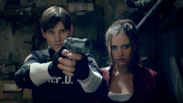 Resident Evil 2 Remake estrena un nostálgico tráiler con actores reales