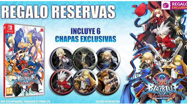 GAME detalla su incentivo para BlazBlue: Central Fiction Special Edition