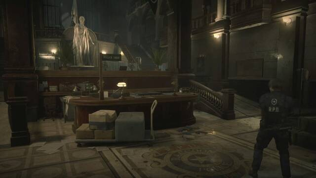 Resident Evil 2 Remake: Están creando un mod para jugar con cámaras estáticas