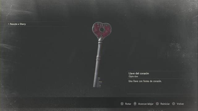 Resident Evil 2 Remake: Cómo conseguir todas las llaves - LOCALIZACIÓN