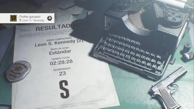 Cómo conseguir el Rango S y S+ en Resident Evil 2 Remake