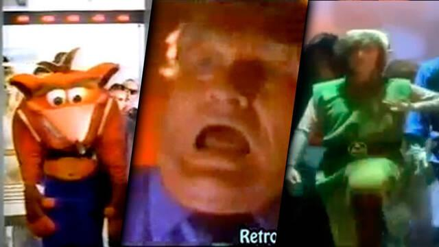 Los 10 anuncios de videojuegos más locos de los 90