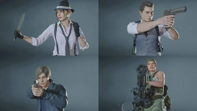 Resident Evil 2 Remake: Todos los trajes alternativos y cómo conseguirlos