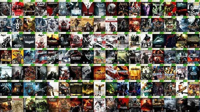 Más de 500 juegos son ya retrocompatibles con Xbox One