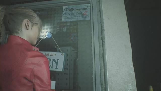 Resident Evil 2 Remake: Todos los documentos - Localizacion