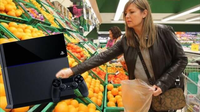 Pesa en el super una PS4 como si fuesen naranjas y se la lleva por 9,29 euros