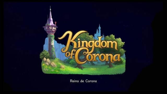 Kingdom Hearts 3: Reino de Corona al 100% - Portafortuna y tesoros