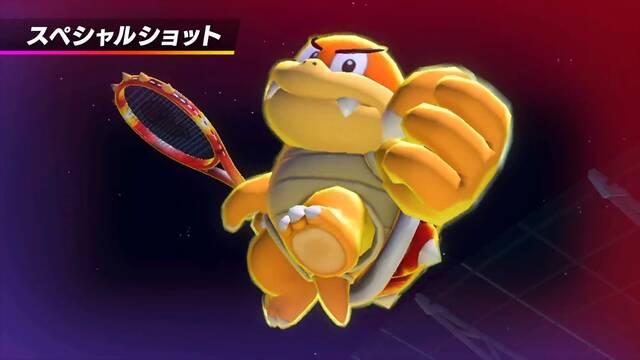 Boom Boom se une a la plantilla de Mario Tennis Aces en febrero