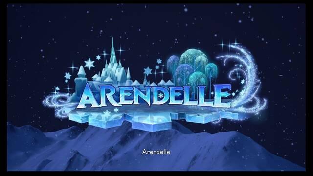 Kingdom Hearts 3: Arendelle al 100% - Portafortuna y tesoros