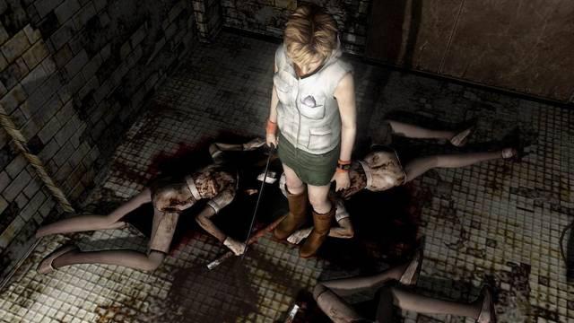 Silent Hill 3 iba a ser originalmente un juego de disparos sobre raíles
