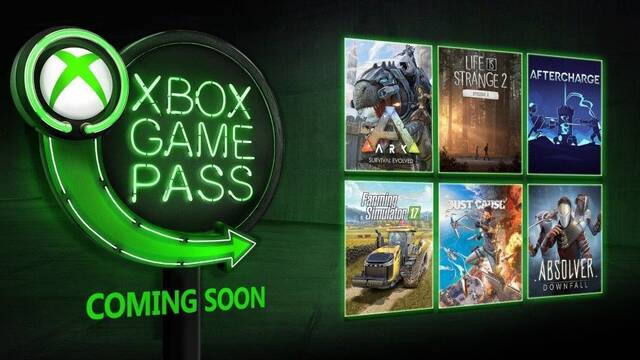 Todas las novedades de Xbox Game Pass en enero