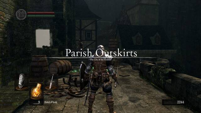 Así es la expansión de Dark Souls 'Daughters of Ash', un mod para PC