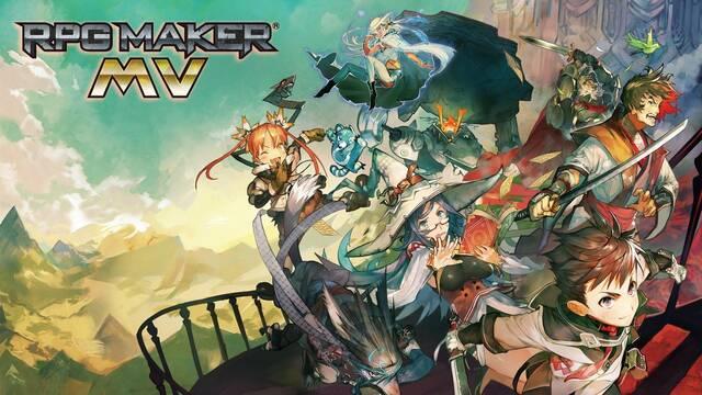 RPG Maker MV retrasa su lanzamiento en Occidente para consolas