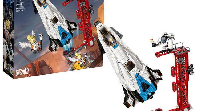 Ya disponibles los sets de LEGO basados en Overwatch