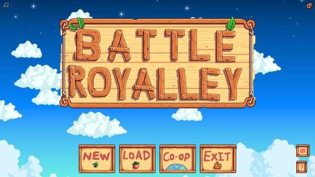 Stardew Valley se convierte en battle royale con este curioso mod