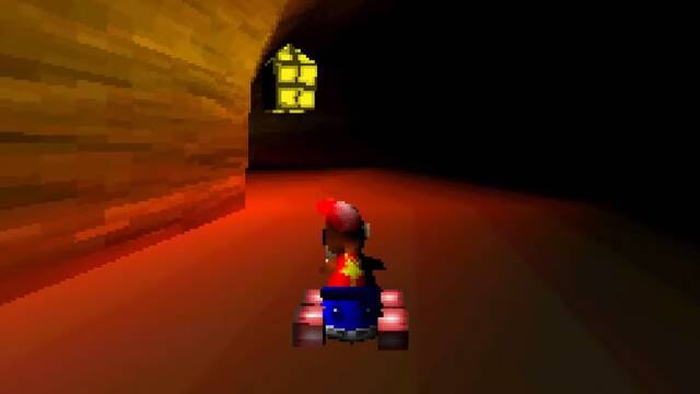 Aparece un prototipo de Diddy Kong Racing para NDS que preparó Climax