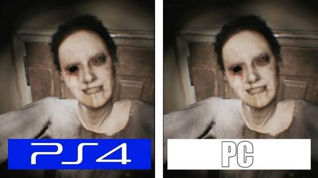 Comparan el terrorífico Silent Hills original con su remake
