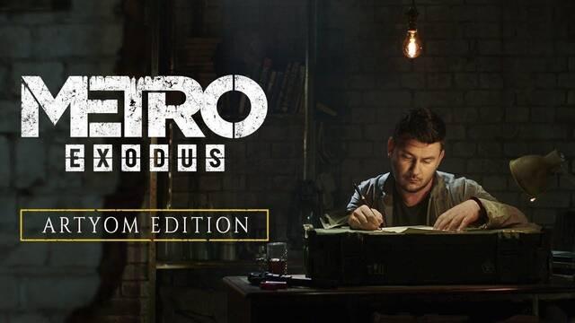 Desvelada la exclusiva y limitada Artyom Custom Edition de Metro Exodus